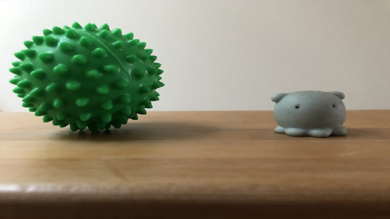 イボ付きボール プニプニおもちゃ